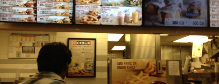 Burger King is one of New York for the 1st time !.