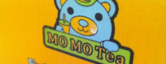 Mo Mo Tea is one of Ann Arbor Delivery.