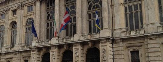 Primo Senato - Palazzo Madama is one of #4sqCities #Torino - 80 Tips for travellers!.