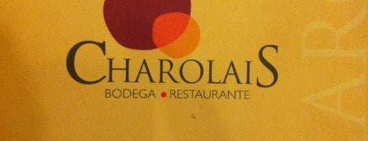 Charolais is one of Restaurantes Malaga.