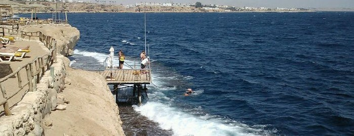 Reef Beach Sharm El Sheikh is one of Be Charmed @ Sharm El Sheikh.