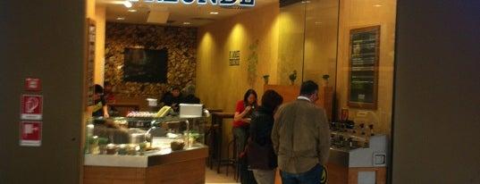 Pommes Freunde is one of Must-visit Bars, Cafés, Restaurants in Munich.