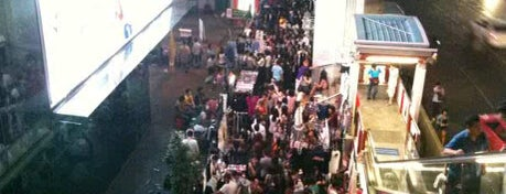 Siam Square is one of Top Malls in BKK.