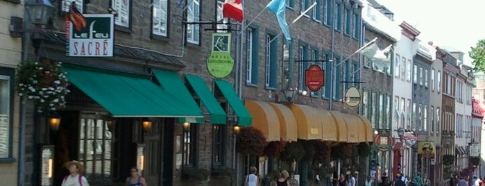 Tutto Gelato is one of Quebec to-do/eat.