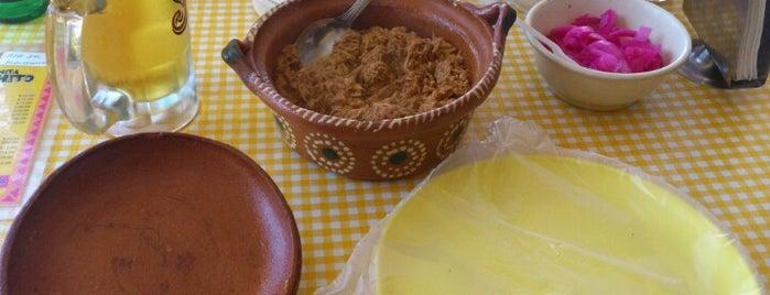 Cochinita El Boschito is one of Toluca y Metepec.