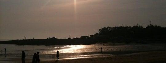 Eurwangni Beach is one of 추억, 그리고 기억해두고 싶은 곳.