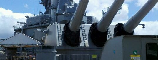 USS Missouri Memorial is one of Honolulu to-do-lisy.