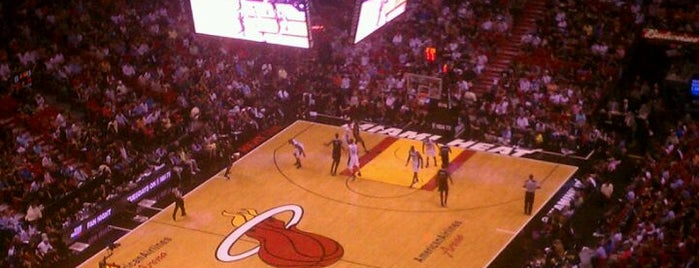 American Airlines Arena is one of Best of Miami.