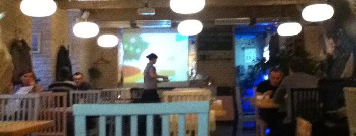 7 Fridays is one of Cafe Kyiv (Kiev, Ukraine).