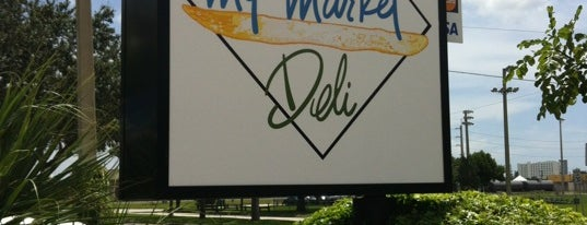 My Market And Deli is one of Fort Lauderdale.