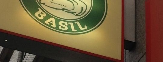 Italian Bar BASIL is one of 美味しいもの.