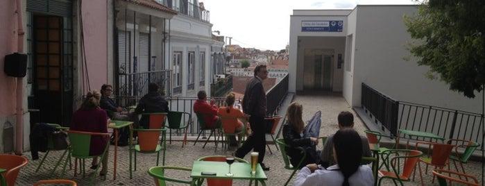 Bar das Imagens is one of Must-visit Nightlife Spots in Lisboa.
