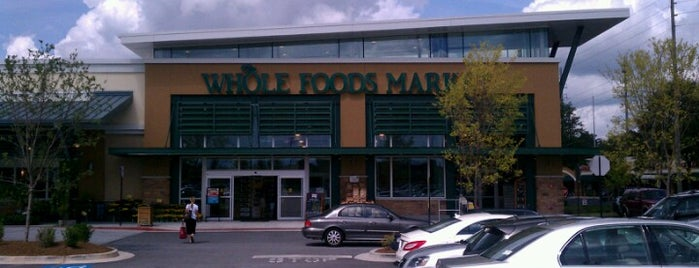 Whole Foods Market is one of The Chad.