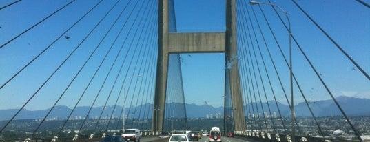 Alex Fraser Bridge is one of Bridge & Tunnel Crowd.
