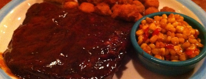 Memphis Mae's BBQ Bistro is one of Westchester.