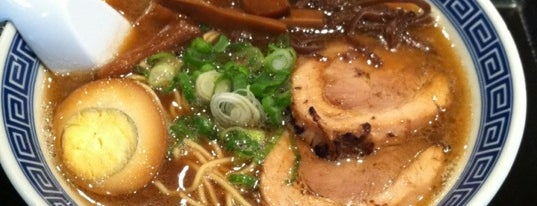 Kambi Ramen House is one of Roamin for Ramen.