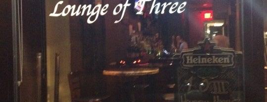 Lounge of III is one of ♥ U St..