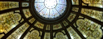 Chicago Cultural Center is one of 100 Best Places in Chicago: TOC Staff Picks.