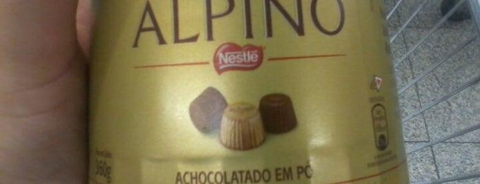 Pão de Açúcar is one of Compras.