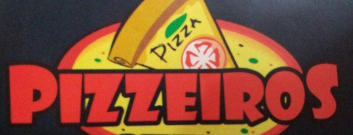 Pizzeiros is one of Comida.
