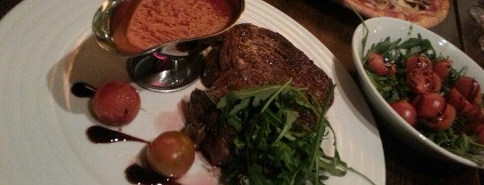 Giamo is one of My favorite restaurants.