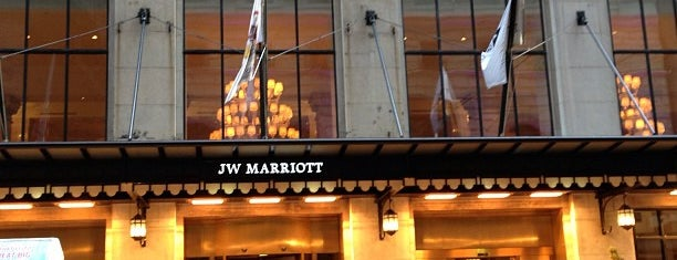 JW Marriott Chicago is one of The 15 Best Hotels in Chicago.