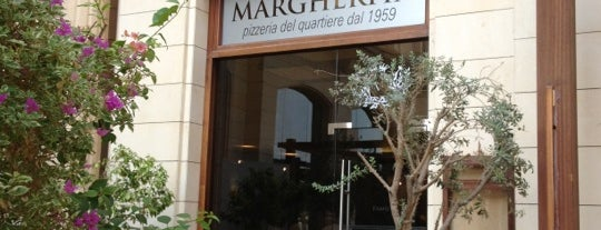 Margherita Pizzeria is one of مطاعم.