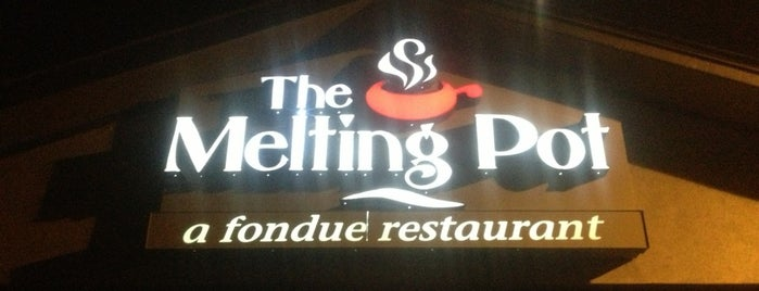 The Melting Pot is one of Favorite Restaurants.
