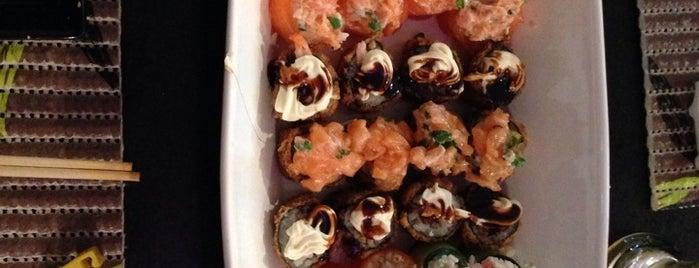 Mizzu Sushi Lounge is one of Lista.