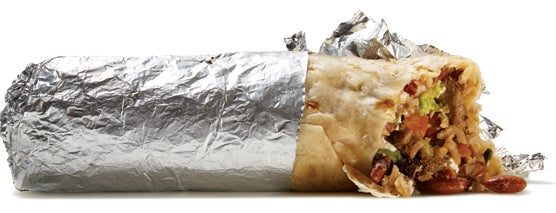 Badass Carne Asada Burritos in SF