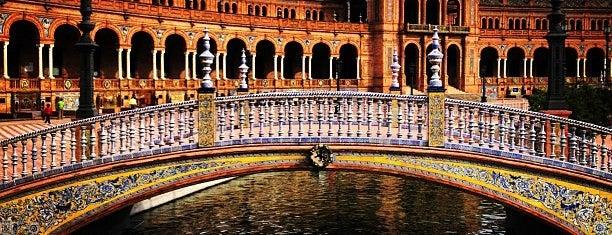 Spain Square is one of Spain Trip 2014.