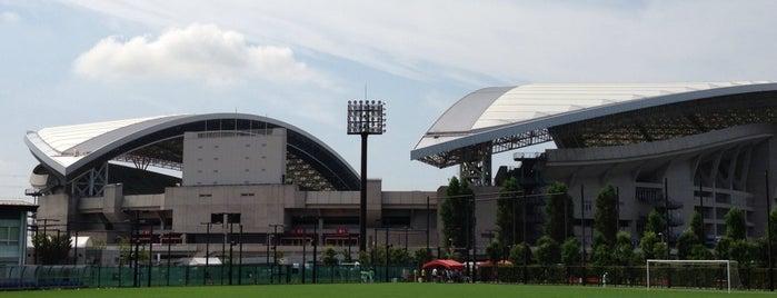 埼玉スタジアム2002 第2グラウンド is one of メンバー.