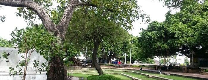 Santichai Prakan Park is one of Around Bangkok | ตะลอนทัวร์รอบกรุงฯ.