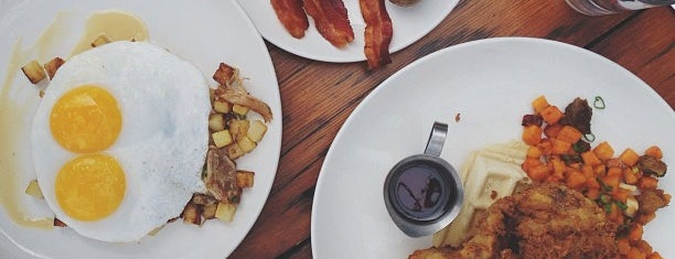 Longman & Eagle is one of Chicago's Best Brunch Spots.