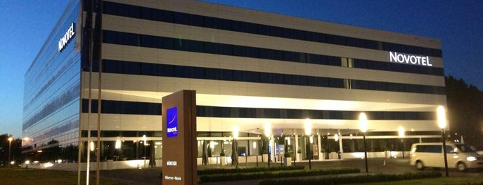 Novotel Munich Airport is one of Hotels.