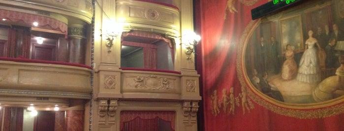 Teatro Palacio Valdés is one of Guide to Avilés's best spots.