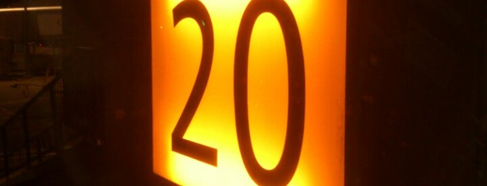 Gate 20 is one of Gaterun!.