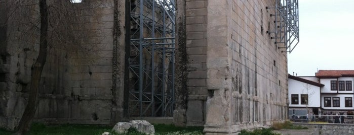 Augustus Tapınağı is one of Ankara Highlights & Travel Essentials.