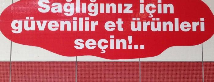 Fatih Et Ve Balik Kurumu is one of yeni yerler.