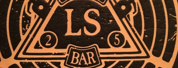 LESTR bar is one of Крафт СПб.