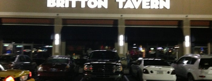 Britton Tavern is one of Night Life.