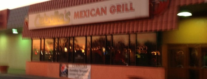 Cebolla's Mexican Grill is one of Fort Wayne Food.