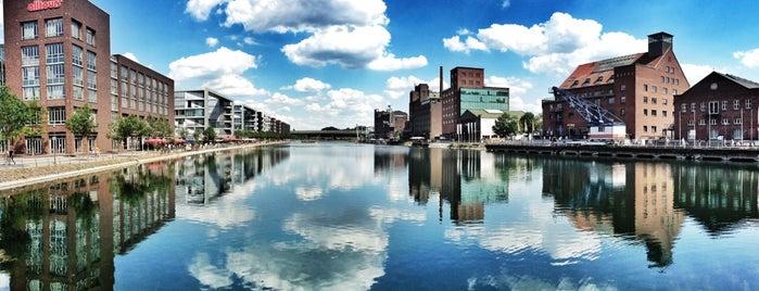 Innenhafen is one of Meine.