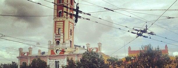 Харьков is one of Kharkov.