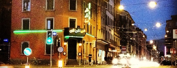 Olé Olé Bar is one of Approved Places in and around Zurich.