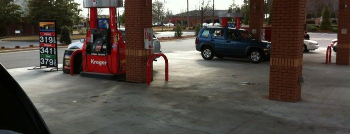 Kroger Fuel Center is one of The Regulars.
