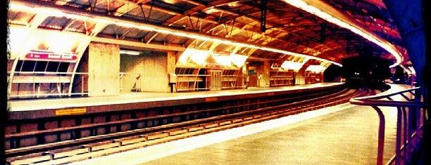 Estação Giovanni Gronchi (Metrô) is one of caminho para o trabalho.