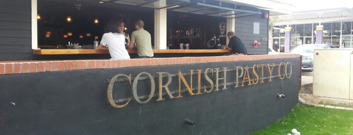Cornish Pasty Co is one of Restaurants to try.
