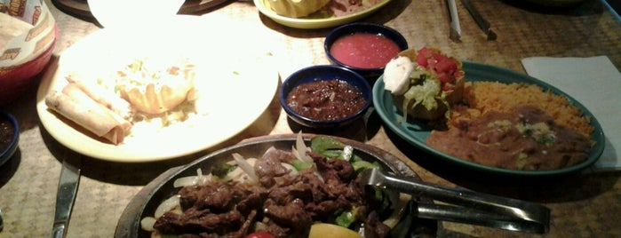 Frontera Mex-Mex Grill is one of 20 favorite restaurants.