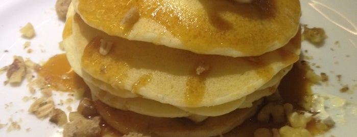 Pancake House is one of The 15 Best Places for Brunch Food in Manila.